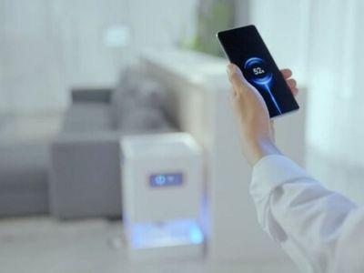 شارژ موبایل از طریق هوا/ شارژرهای سیمی منسوخ می شوند